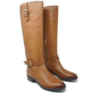 Sam Edelman Ponce Tall Boots Tan Size 5.5